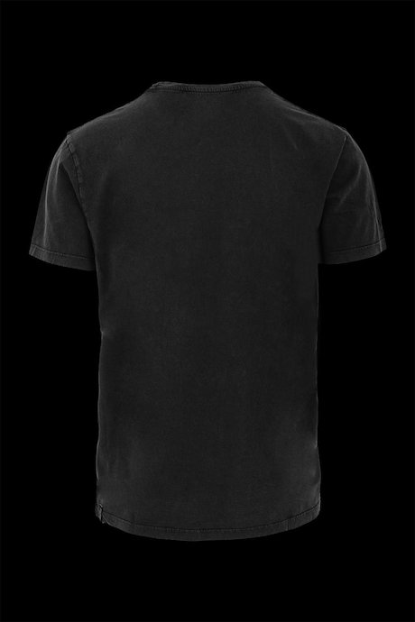 T-shirt Shark print