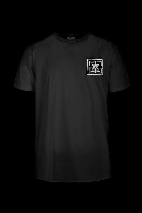 T-shirt Minotaur print