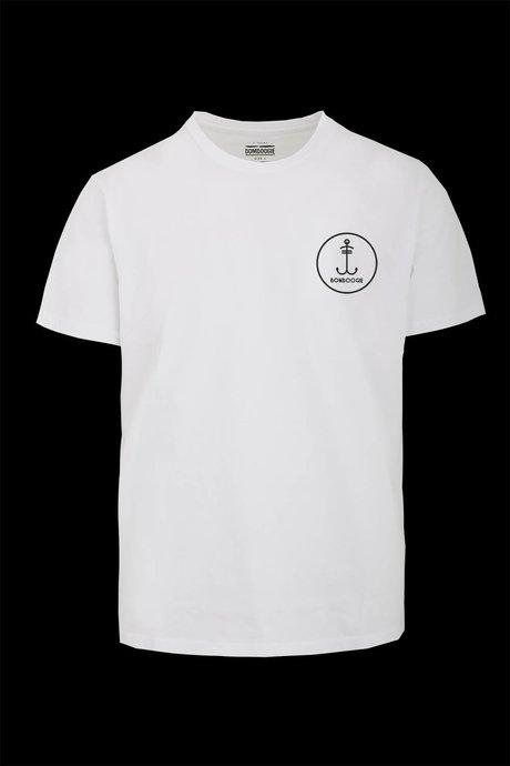 T-shirt Anchor print