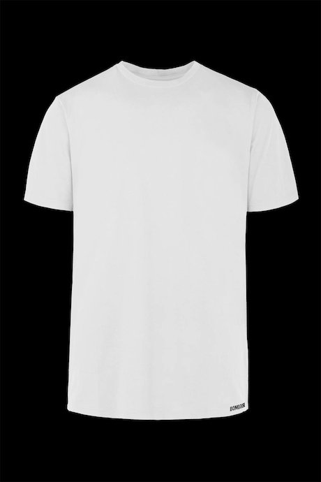 Organic cotton basic T-shirt