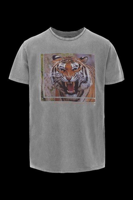 T-shirt Tiger print