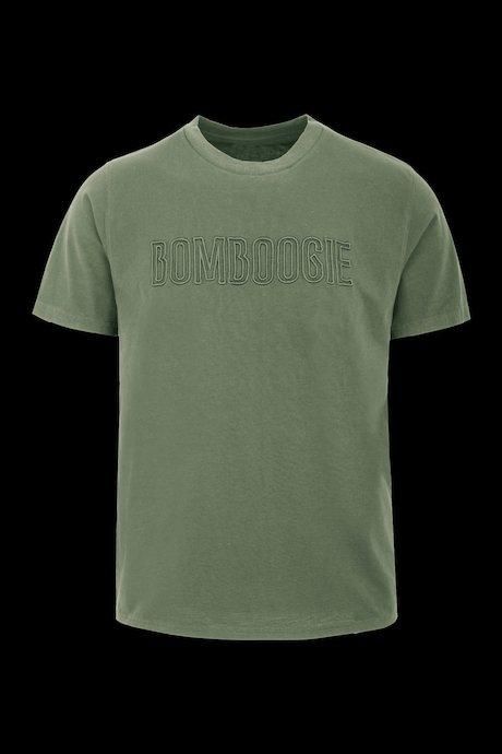 T-shirt Ricamo Bomboogie