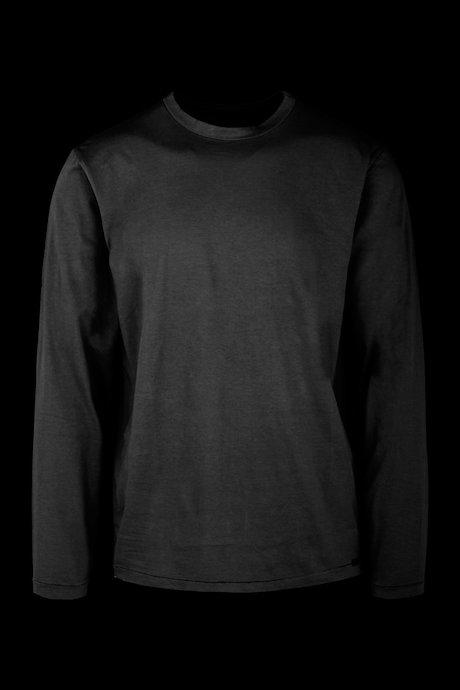 Organic cotton T-shirt long sleeve