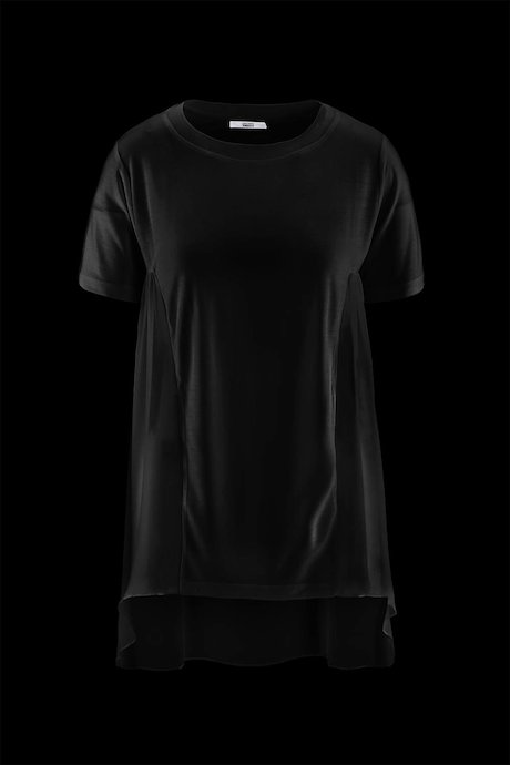 Woman's T-shirt Georgette