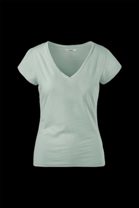V neck basic T-shirt