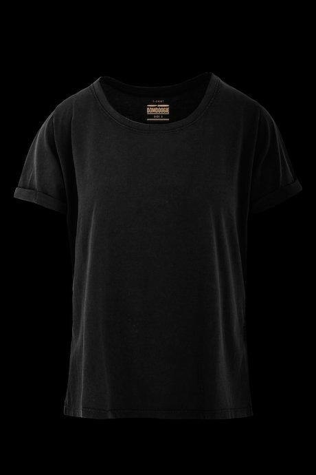 T-shirt con Spacchi