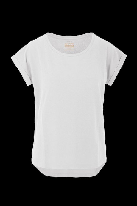 Basic T-shirt linen-cotton