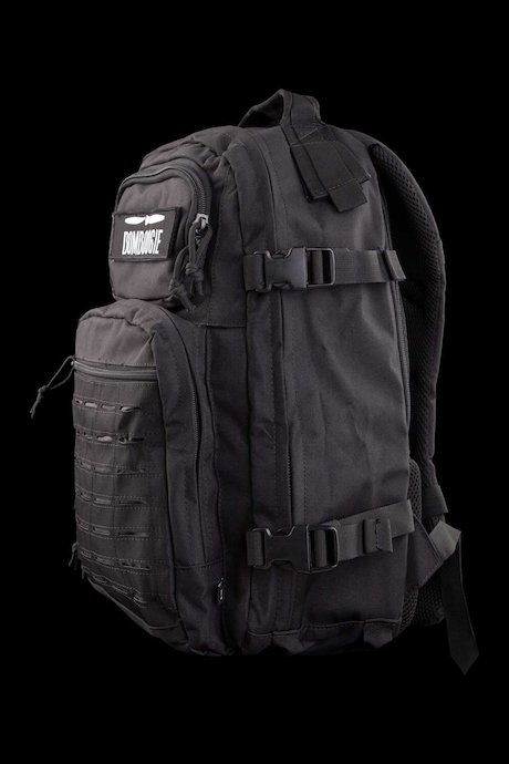 Multipocket backpack