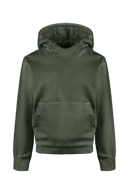 Hoodie in organic cotton