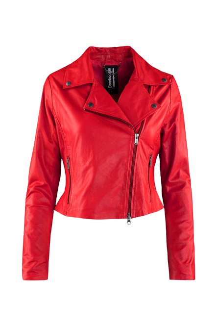 Till leather jacket