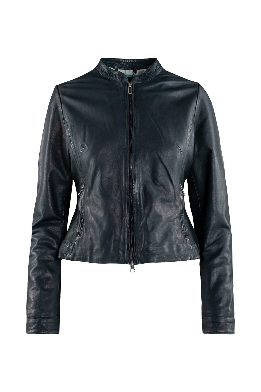 Natt leather jacket