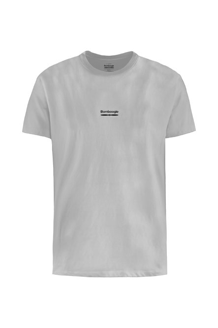 T-shirt with logo print