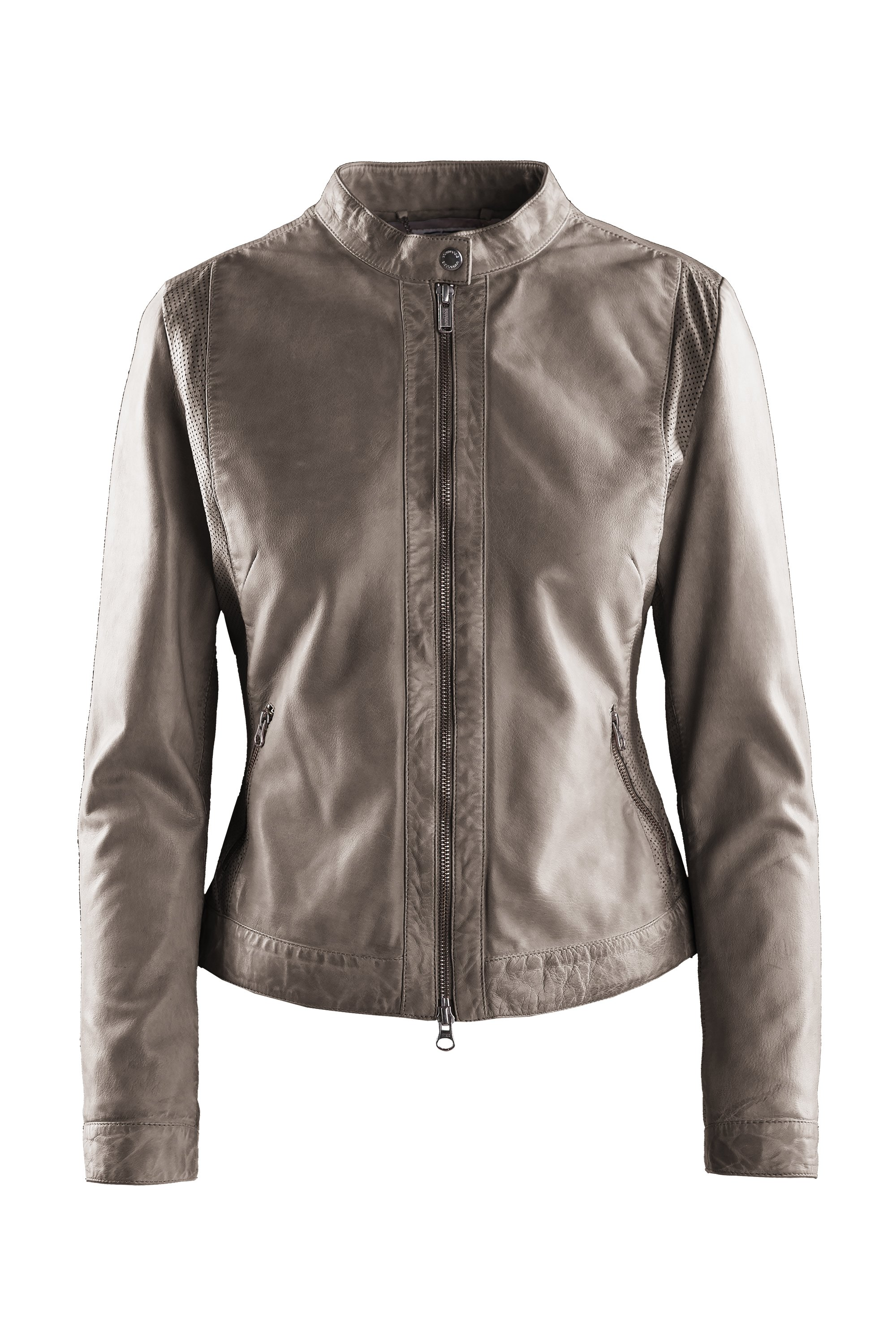 Raja leather jacket