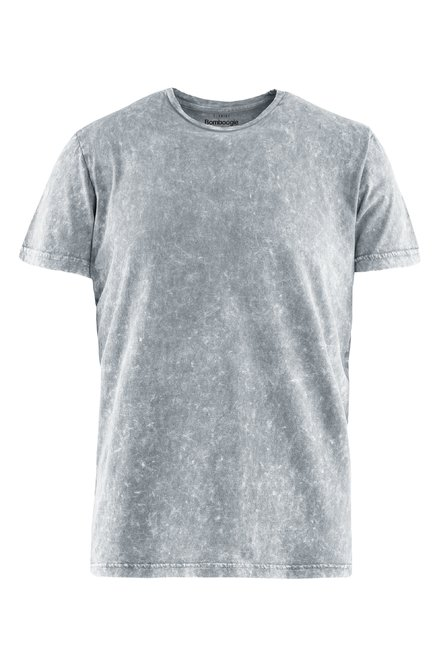 T-shirt marble effect