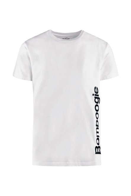 T-shirt with Bomboogie print