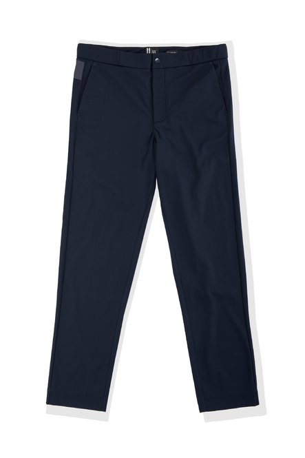 Funk chino trousers with drawstring waist