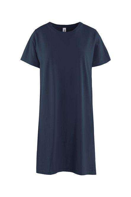 Maxi T-shirt Kleid aus Jersey