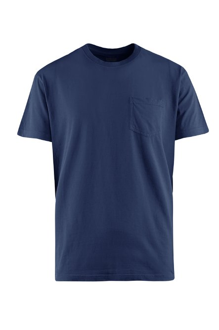 T-shirt in organic cotton with small pocket