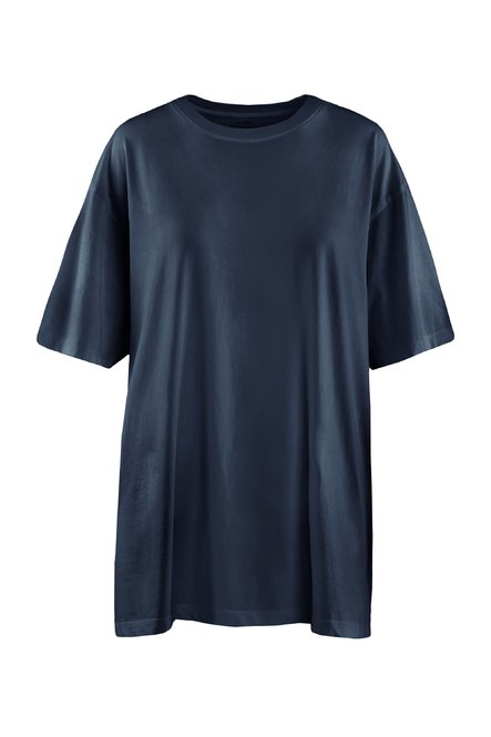 Oversized T-shirt in organic cotton