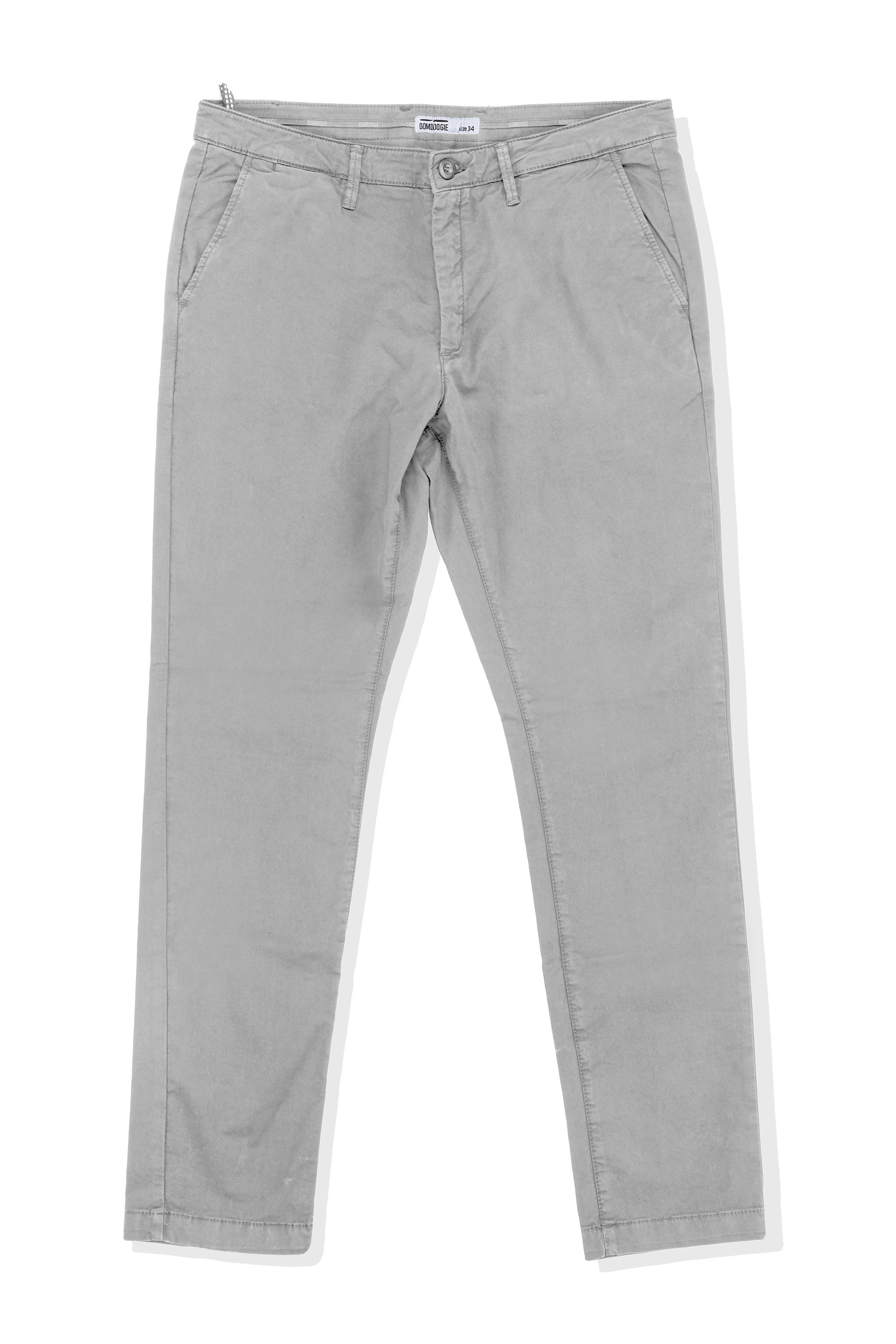 Well chino trousers in stretch cotton
