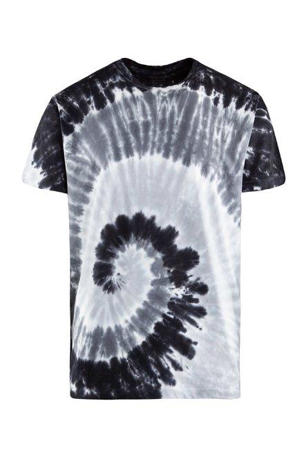 Tie-Dye T-shirt aus Bio-Baumwolle