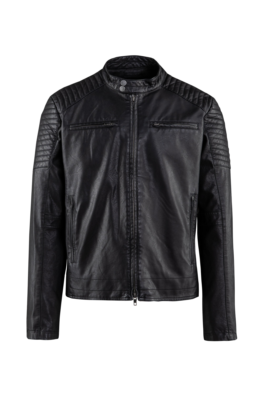 Nyce eco leather jacket