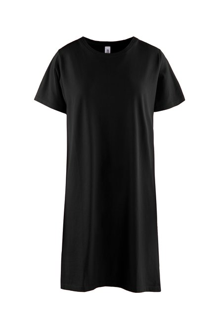 Maxi T-shirt dress in jersey