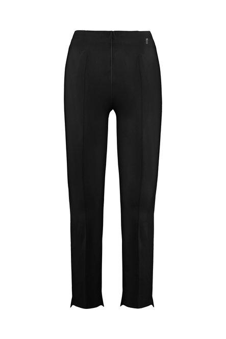 Skinny trouser in viscose blend
