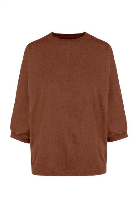 Pullover in viscose blend