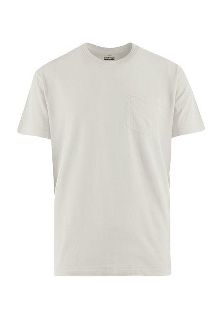 T-shirt in Cotone Organico con Taschino