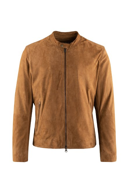 Roke leather jacket