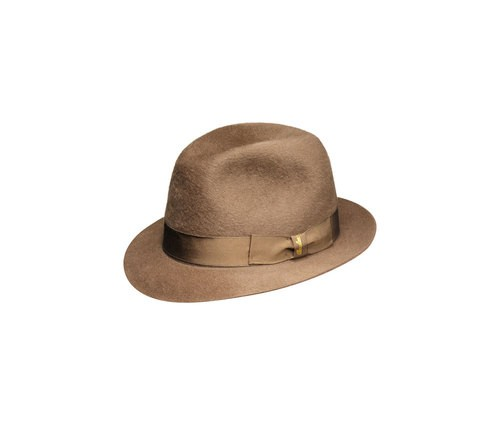 Guanaco hat, narrow brim