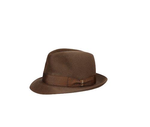 Guanaco hat, narrow brim