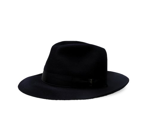 Guanaco hat, wide brim