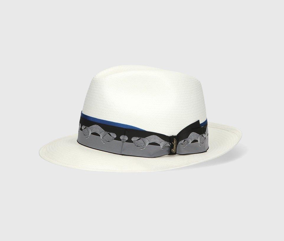 Jacquard hatband Panama