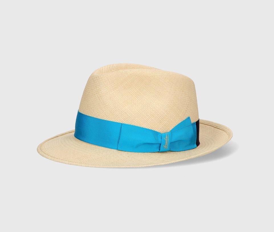 Quito Panama multi-colour hatband