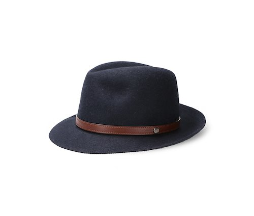 Traveller arrotolabile Leather Hatband