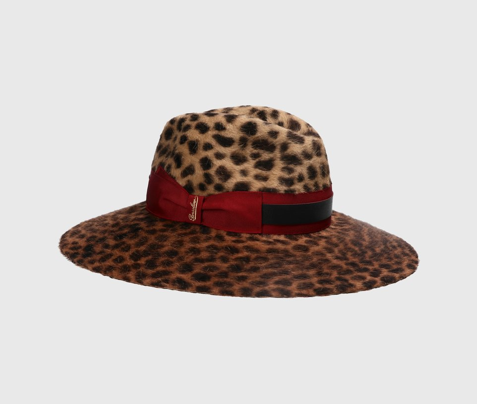 Leopard-skin