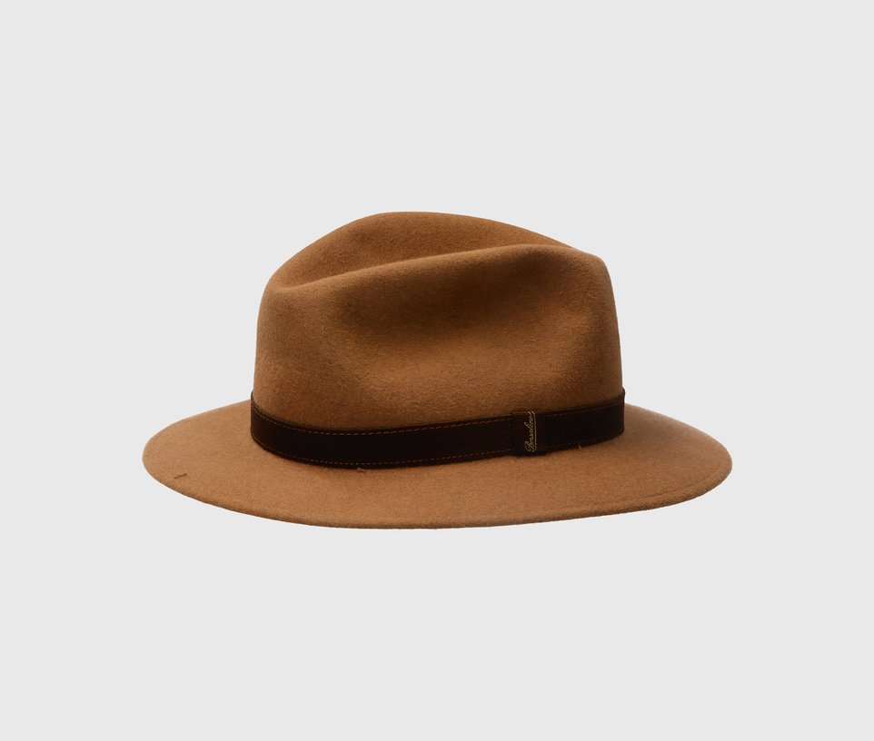 Alessandria hat leather hatband