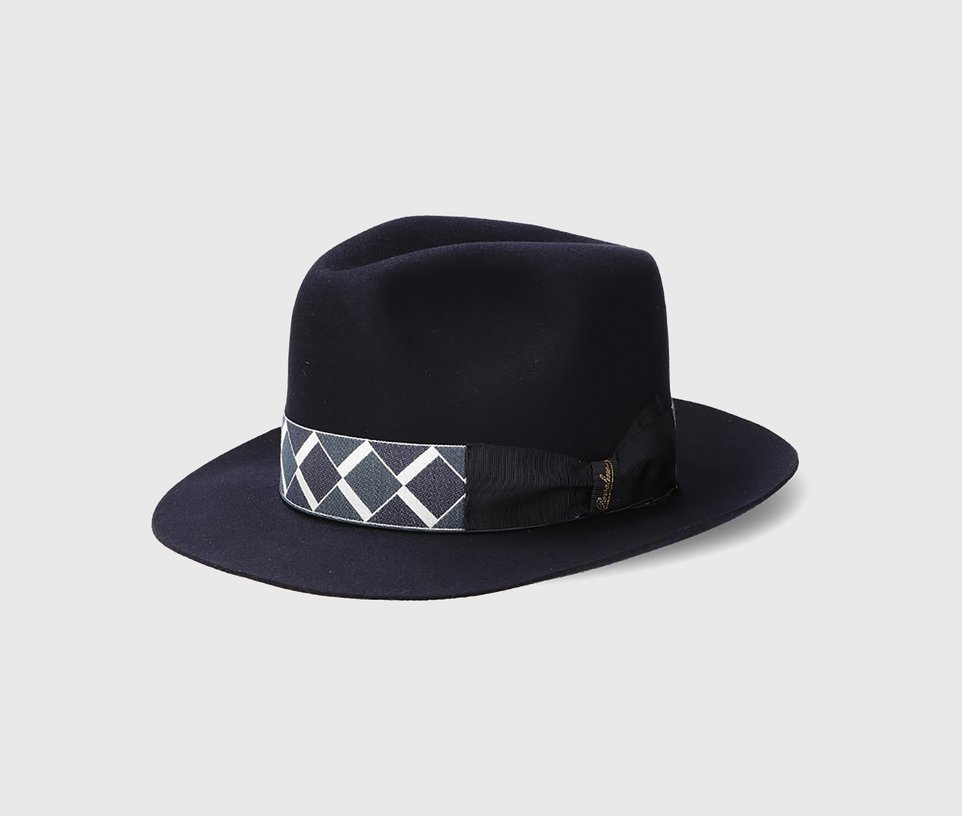 The Bogart by Borsalino Cut 3