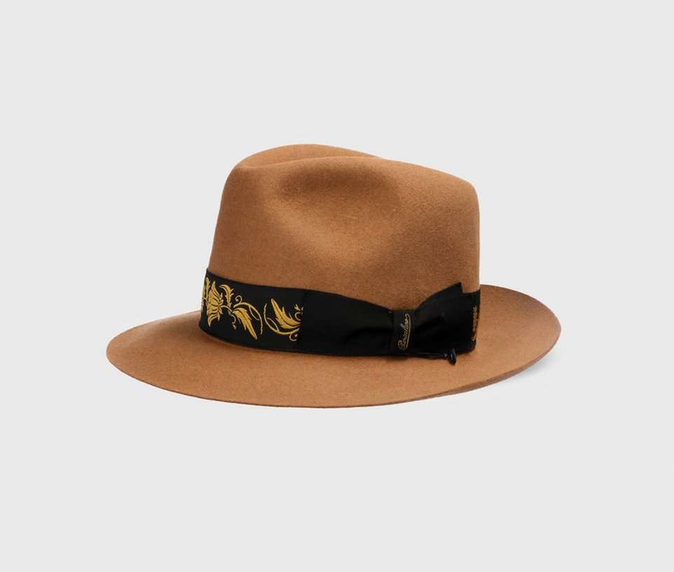 THE BOGART BY BORSALINO CUT 5