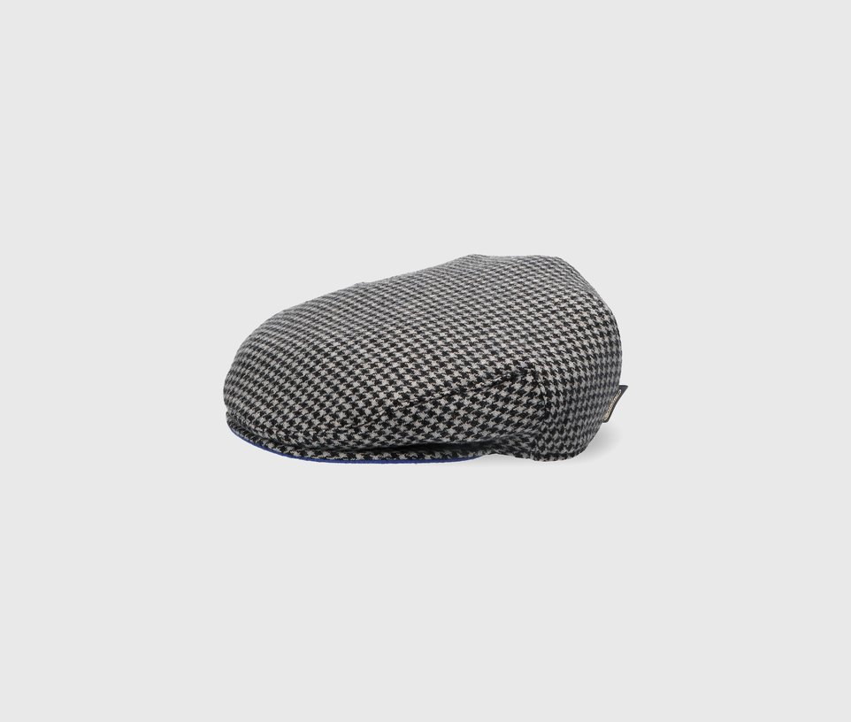 Pocket-sized flat cap