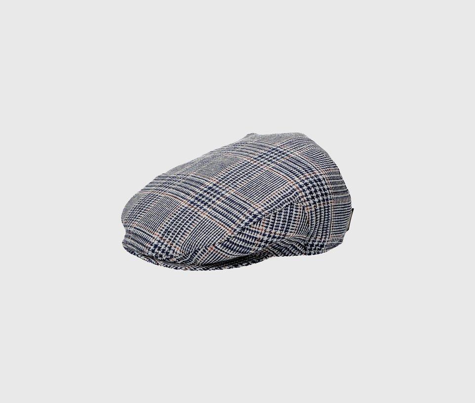 Unlined Flat Cap
