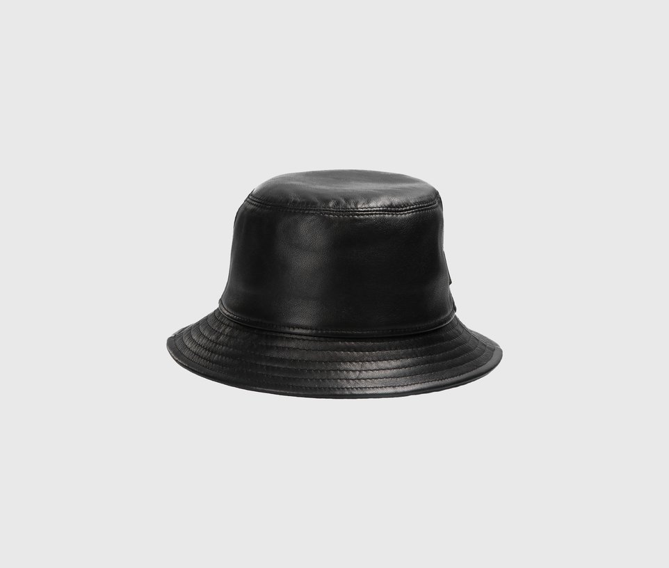 Bucket leather