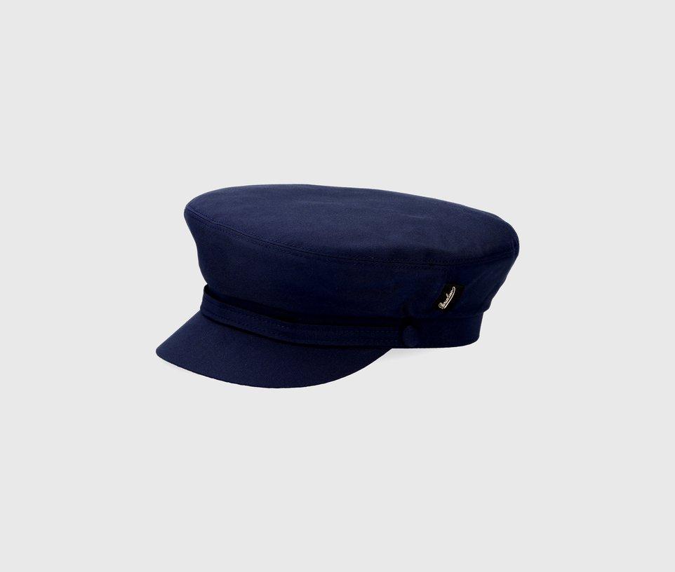 Sailor style cap