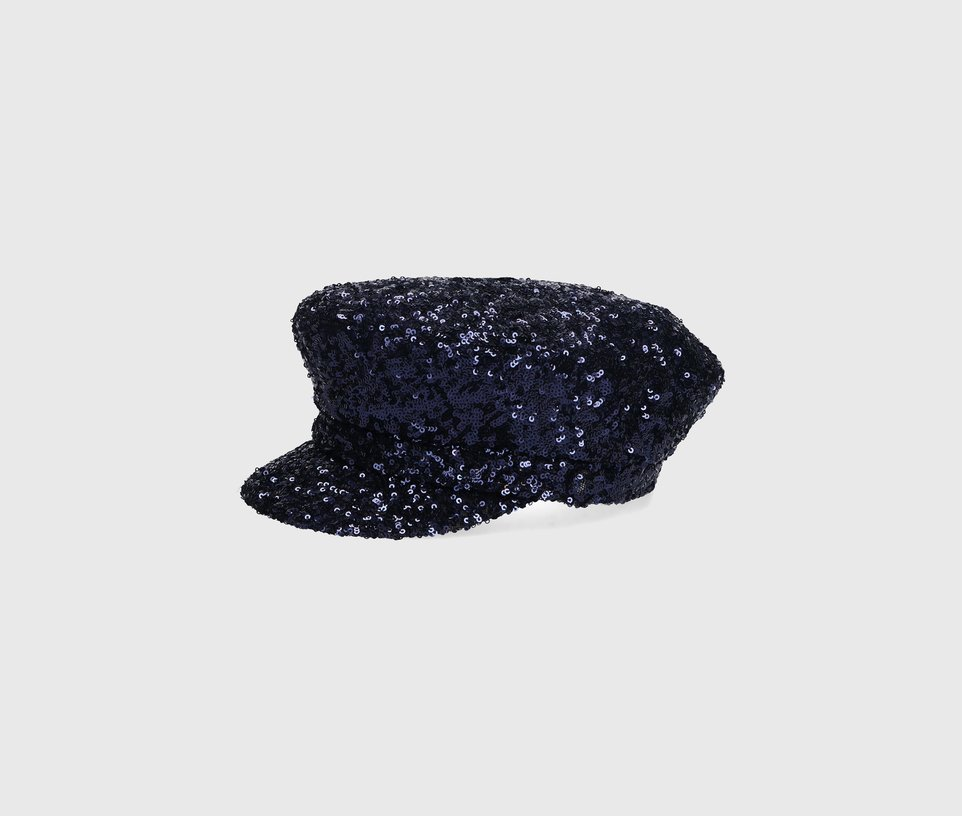 The Sequin SAILOR'S CAP