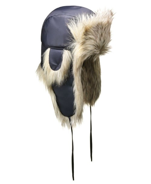 Waterproof fur aviator hat