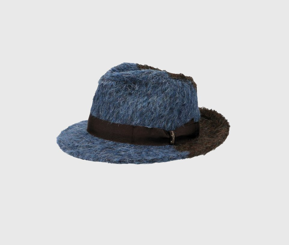 Medium-brimmed Hat