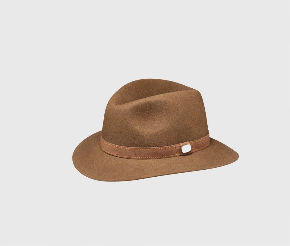 Alessandria hat leather hatband