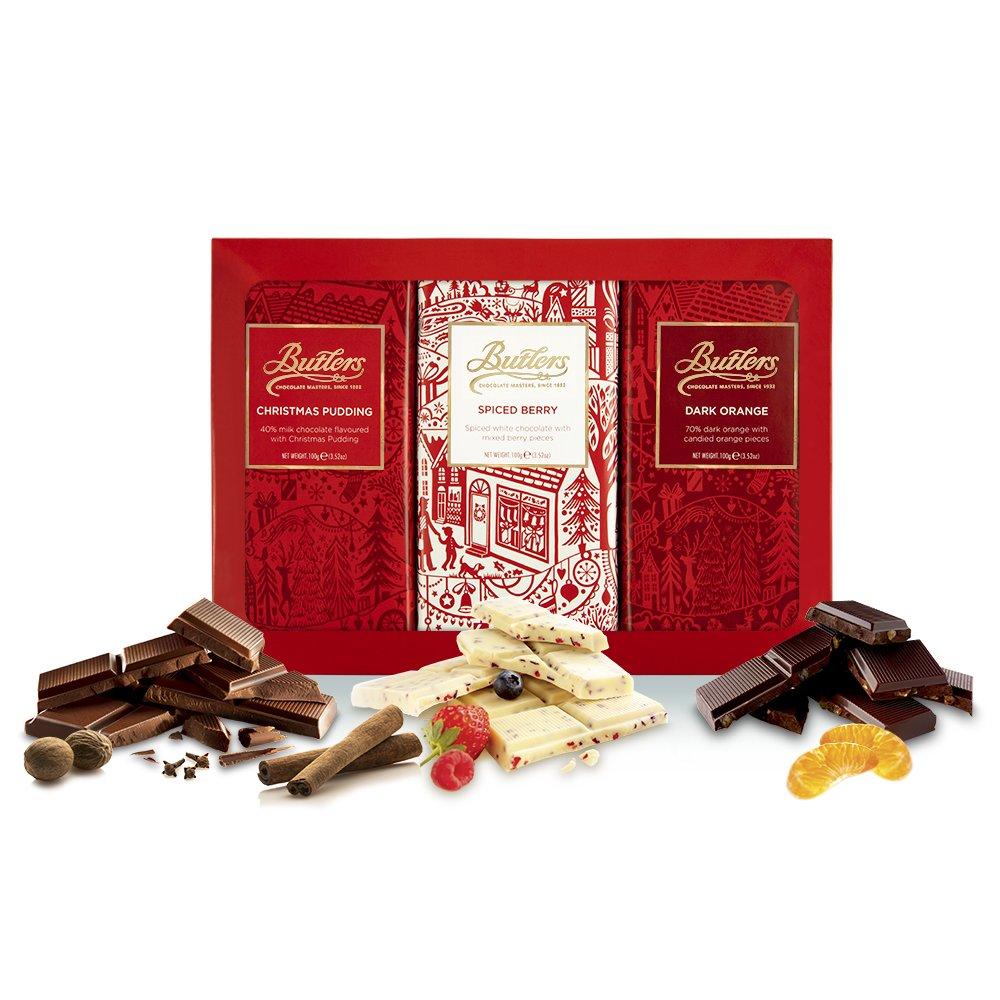 Christmas Chocolate Bar Library